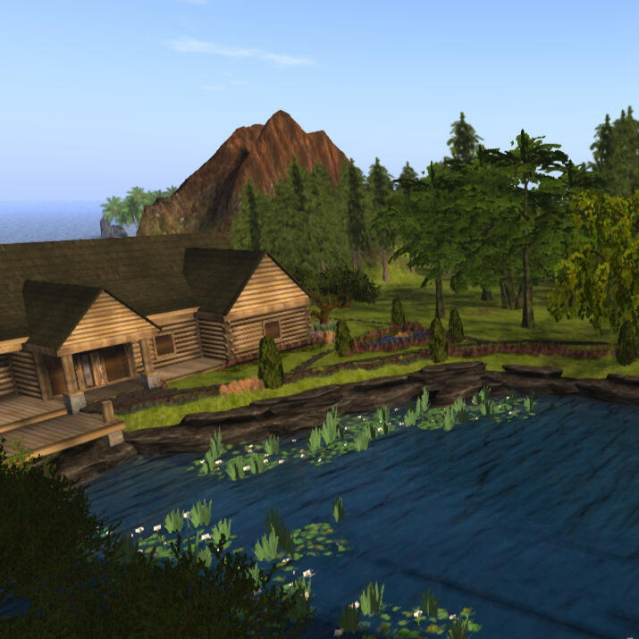 OAR Opensim Forest Home Land